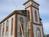 Новые мечети в Тарко-Сале, Лангепасе, Пангоды