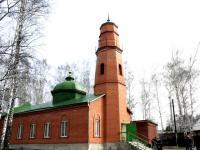 В мечети Ялуторовска детский лагерь