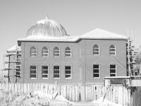 В Тобольске подняли стены новой соборной мечети