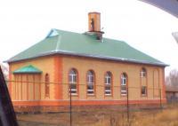 В Голышманово заработала мечеть