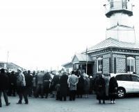 20 лет первой мечети Тюменского района, построенной после падения СССР