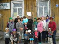 В деревне Ирек образовалась религиозная группа правоверных