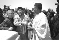 Президент Нигера глядел на посланца Сибири почти как на инопланетянина