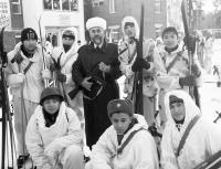 Отряд муфтия в боях местного значения