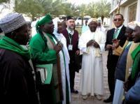 На Мавлидах Африканцы приходят в Ислам