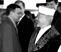 Мусульмане выражают соболезнования родным Алексея Мальчевского