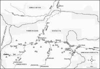 Поход первых исламских миссионеров в Сибирь: попытка ландшафтной интерпретации