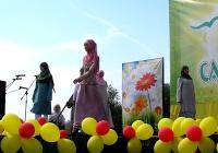 В Тюмени впервые состоялся показ мусульманской моды
